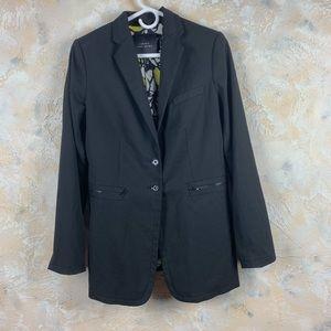 Robert Rodriguez Black Blazer Jacket
